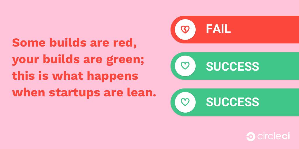 Lean Startup Valentine