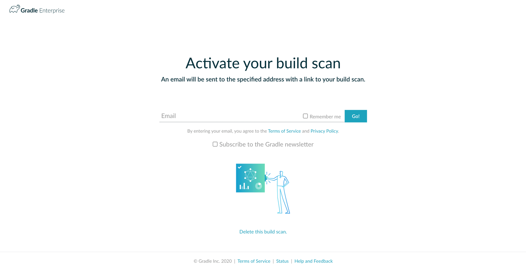 Activate Build Scan