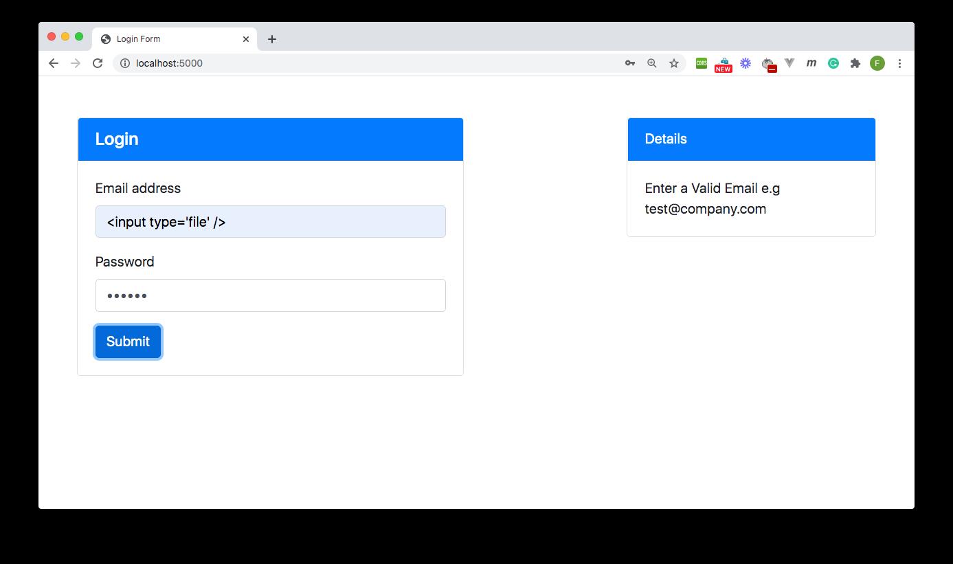 Successful Manual Test - Demo App