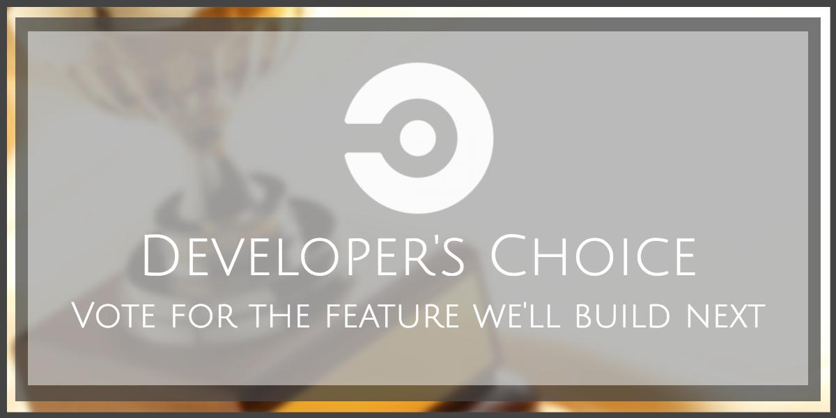 Developer's Choice